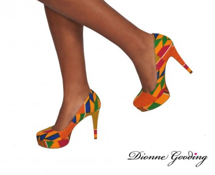 Dionne Gooding Shoes