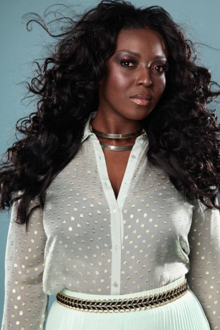 Yvonne Okoro goes to the bank with �The Contract�
