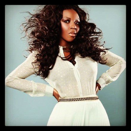 Yvonne Okoro Faces Nollywood Media