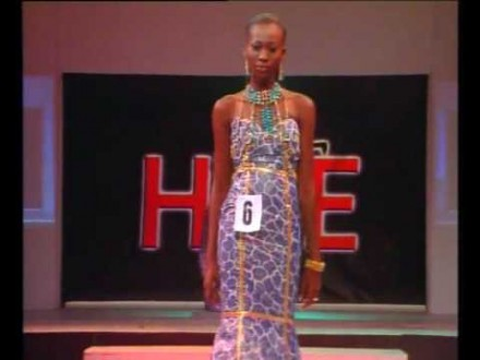 "HOE Trends @ 50 Fashion Show ""Ghana Fashion"""