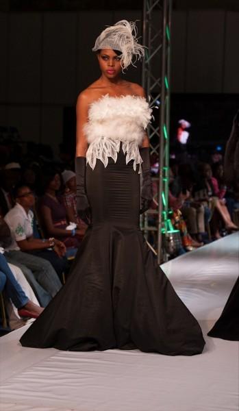 Glitz Africa Fashion Week 2012: Martial Tapolo