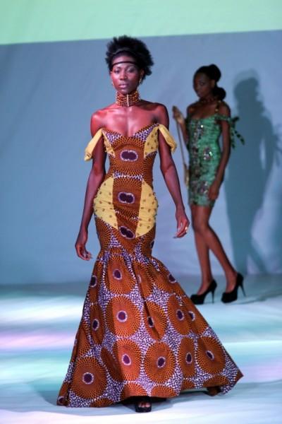 2012 Ghana Fashion & Design Week: Brigitte Merki