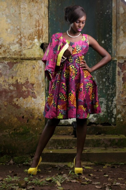 MAKSI Clothing – The 'African Daisy' ReFix