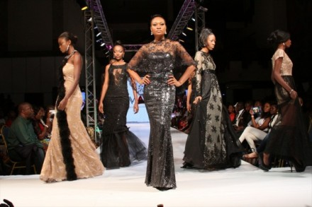 Glitz Africa Fashion Week 2012: Mai Atafo Inspired