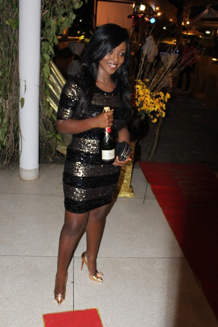 Yvonne Okoro�s Movie �Contract� Is Out On December 28