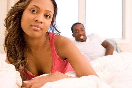 Sexual frustration of Ghanaian women