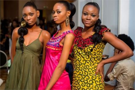 Ghana Fashion Week – Day 1