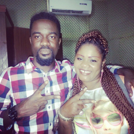 Christiana Love Records Duet With Sarkodie
