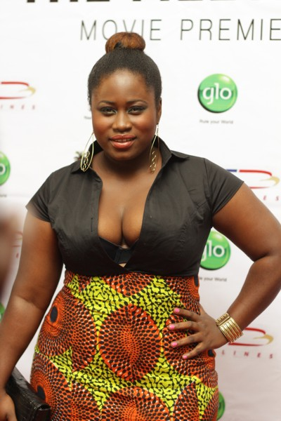 Lydia Forson For South African Hit Series, Scandal