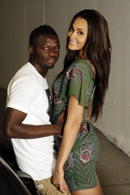 Sulley Muntari�s new year message to his wife Menaye Donkor