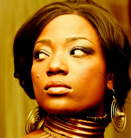 Efya�s debut album �Love Genesis� almost ready!
