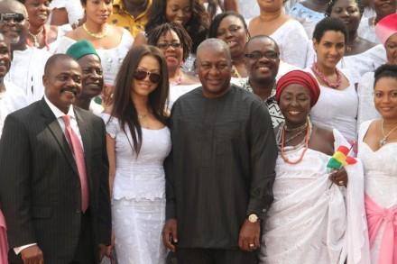 Celebrities call on John Mahama