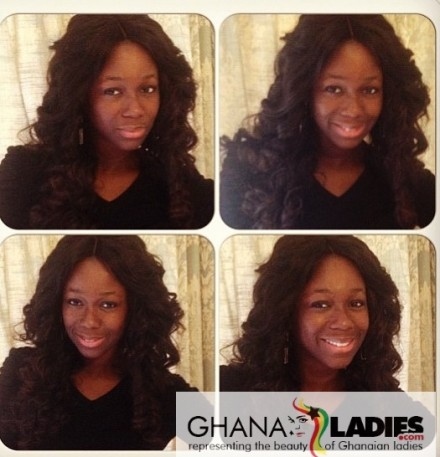 Ama K. Abebrese gets new look