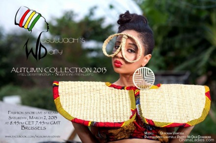 Uncle Obama�s Deborah Vanessa For Wusuwaahs New Line + Live Fashion Show 2nd March