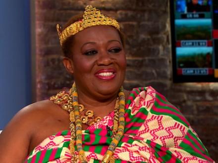 CNN Feature on Ghana�s Queen Peggielene Bartels!