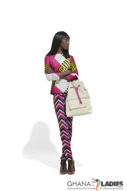 "VLISCO NEW COLLECTION ""JEU DE COULEURS"""