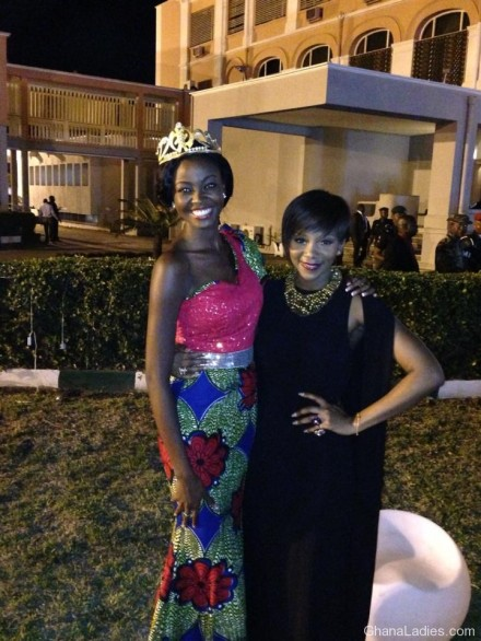 Miss Ghana 2012 Naa Okailey Shooter & Genevieve Nnaji, PLUS top Nollywood stars
