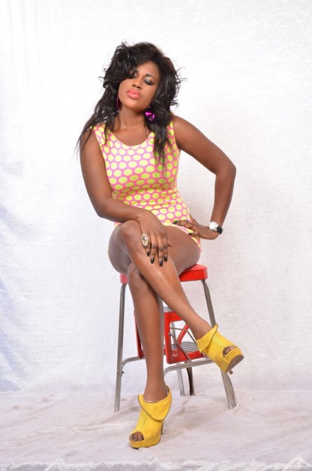 I Can�t Discuss My Relationship In Public -Actress Ella Mensah
