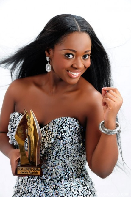 �The Best Is Yet To Come�- Jackie Appiah