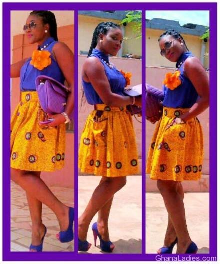 It�s a Purple & Orange Kind of Day