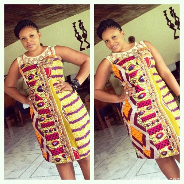 Modern Ghanaian Dress Styles