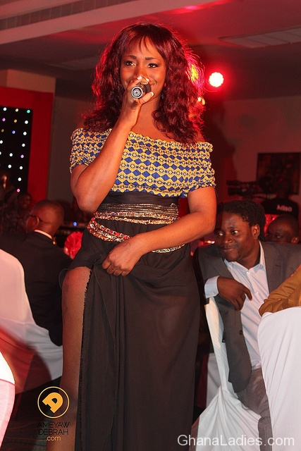 Photos: Celebrities At The Ghana Music Industry Awards