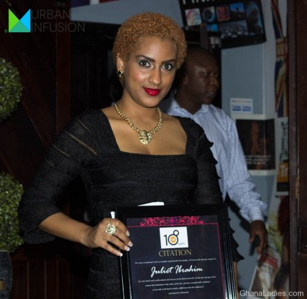 Photos: Juliet Ibrahim, Others honoured At First Edition Of Divas Ball