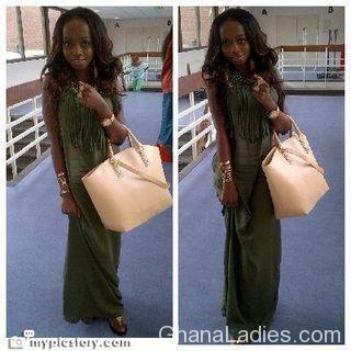 Bohemian Chic….Ghana stylie!