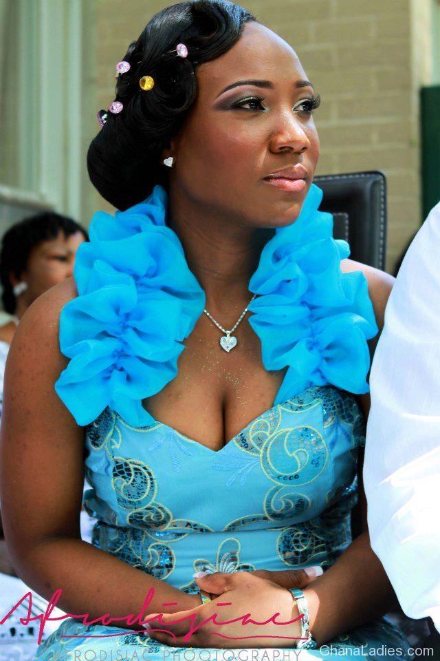 Ghanaian Dresses For Weddings