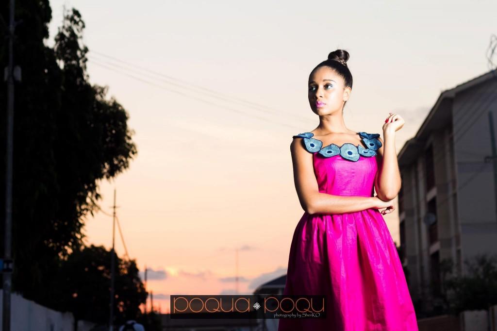 ghanaladies_a lil twist with pink