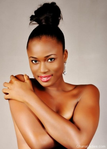 Rising Star-Christabel Ekeh Talks About Moving From Miss Malaika To Become An Actress, Her Passion, Her Fears, State Of The Ghana Movie Industry, Her Fast Developing Career