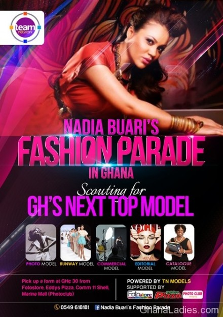 Actress Nadia Buari To Set Up International Fashion House