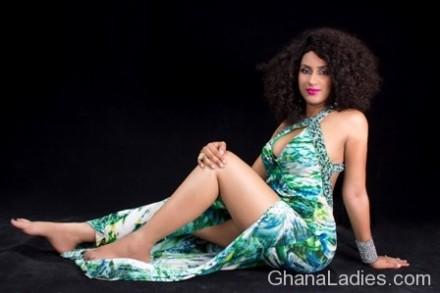 Juliet Ibrahim premieres �The Number One Fan�, October 25