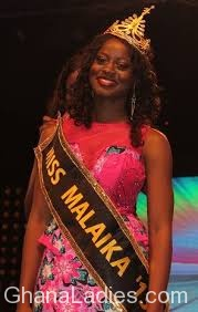 Naa Oyoe Quartey Is Miss Malaika 2013!