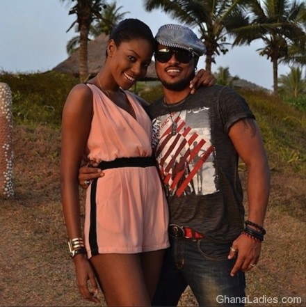 ALL THE PHOTOS: Yvonne Nelson spends birthday @ the beach with Chris Attoh, Damilola, Deborah Vanessa, Majid, OTHERS