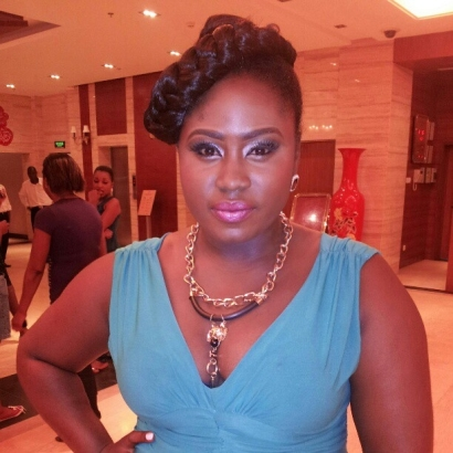 Lydia Forson nearly stabs angry abuser