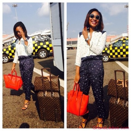 PHOTOS OF THE DAY: Surely �Girls Abr3′ But Not Sandra Ankobiah