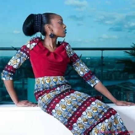 Ghana Ladies Fashion
