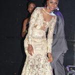 What BECCA wore to Radio & TV Personality Awards