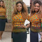 Yvonne Okoro Wows In African Dress By Pistis