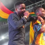 VIDEO – SARKODIE AND SAMINI PERFORMING LOVE ROCKS AT 2014 MTN SAMINIFEST
