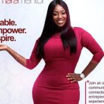 TV Personality Peace Hyde unveiled as Brand Ambassador for Mara Mentor