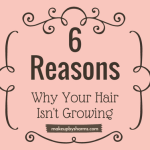 Beauty with Sharmaine Oddoye: 6 Reasons Why Your Hair Isn't Growing