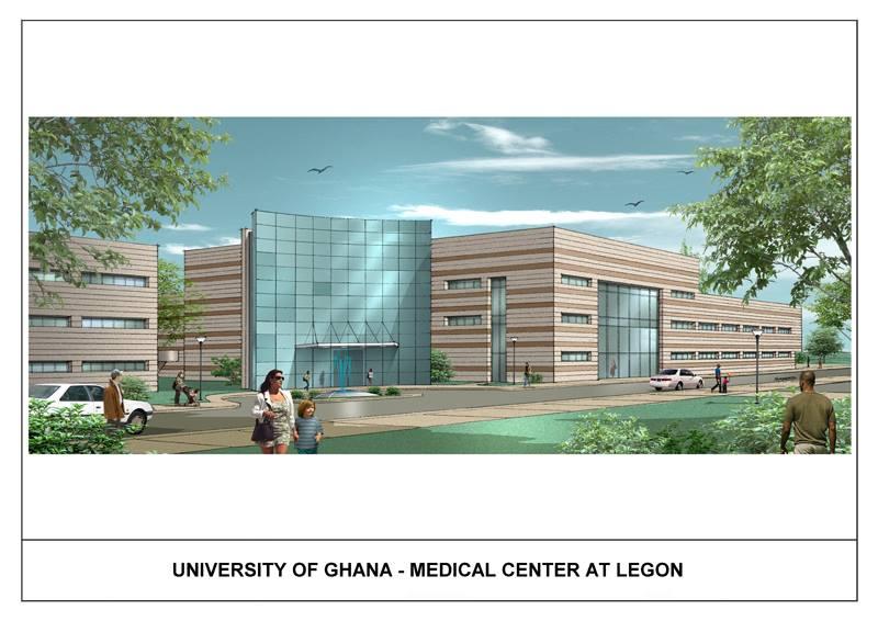 Ghana Hospital Project of Ghana Teaching Hospital