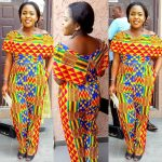 Fashiom Has Taken Kente Styles To A Very Trendy Level