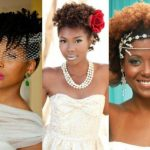 Ladies – Wedding hairstyles for the naturals