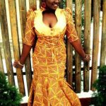 A Ghanaian Dress to Bring Out Your Best