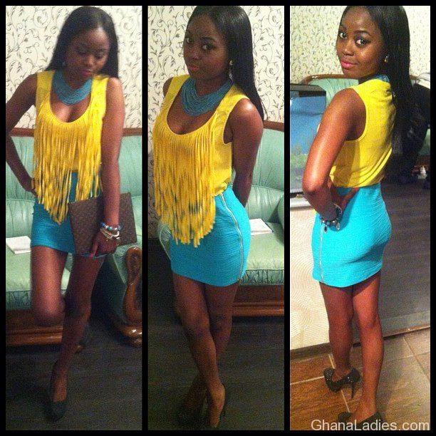 Ghana ladies online