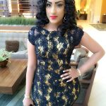 Check out actress Juliet Ibrahim's stunning outfit to Afrimma Awards