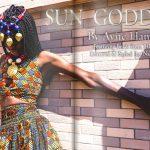 Fashion Shoot: Sun Goddess By Ayitey Hammand (Ghana)